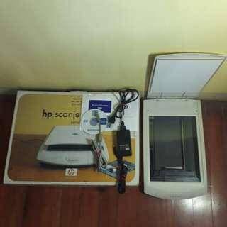 HP SCANJET 2200c SCANNER