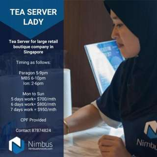 Tea Server