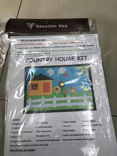 Country house kit