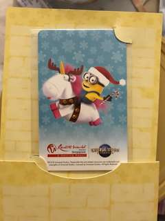 Minion ez link card