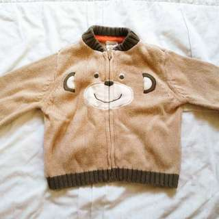 Teddy Bear Carter Jacket