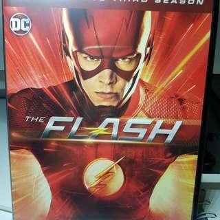 The Flash DVD 3rd season full