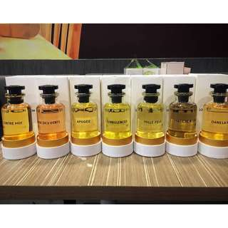 Authentic US Tester Louis Vuitton Perfumes