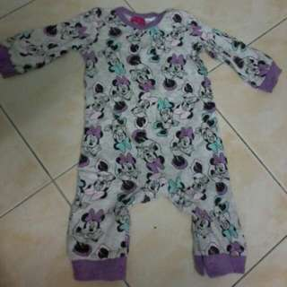 Disney sleepsuit
