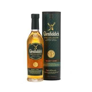 Glenfiddich Select Cask [40% / 200ml]
