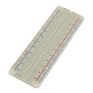 Large Solderless Breadboard 830 holes ( Extra Free Prototyping PCB )