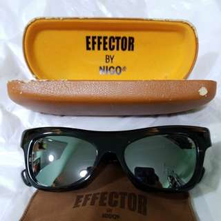 "EFFECTOR by NIGO ""Charles""MADE IN JAPAN"