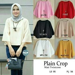 Plain Crop HD  Matt Twistcone, LD96, Fit L