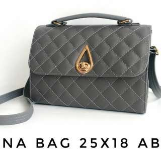 Luna Bag 25x18 Abu²