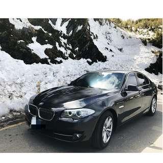 2011 BMW 520D 柴油 優雅舒適跑車化 總代理 一手車庫美車 里程僅跑80000 自售