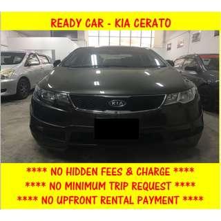 Kia Cerato Forte 2.0 Auto SX
