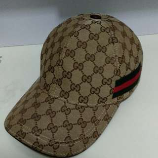 Gucci Canvas Brown Mirror