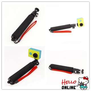 Mini twislock 52cm Extendable Handheld action camera Monopod