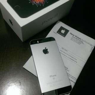 iphone se64gb  black