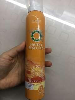 herbal essence dry shampoo uplifting volume