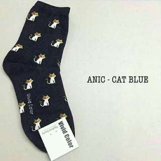 Iconic socks.
