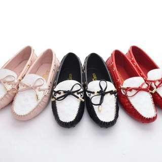 Sepatu LV RIBBON 2 TONES 3188-1