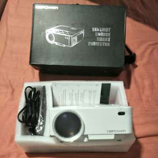 BNIB PROJECTOR FOR SALE.
