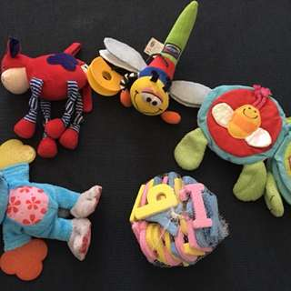 Baby toys P130 for all 5