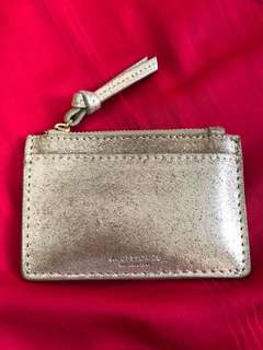 Accessorize Leather Card Holder