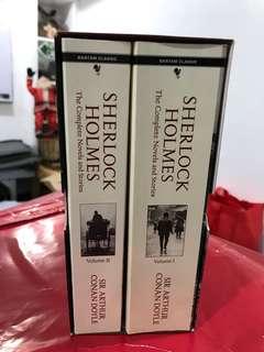 Sherlock Holmes Book Set