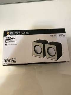 USB Speakers 2.0 喇吧