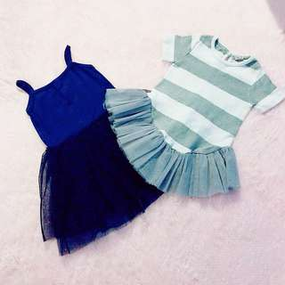 Princess Tulle Dresses 2Pcs Set $35