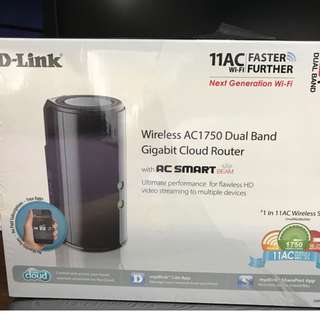 Moving out sale! Giveaway price for D-Link AC1750 router!