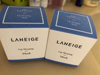 Brand new Laneige Lip Sleeping Mask