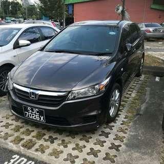 Honda Stream RN6 SG