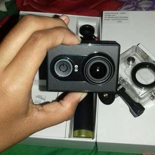 Yicam action