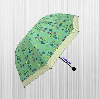 Payung motif renda