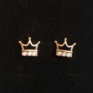 Rosegold Earrings
