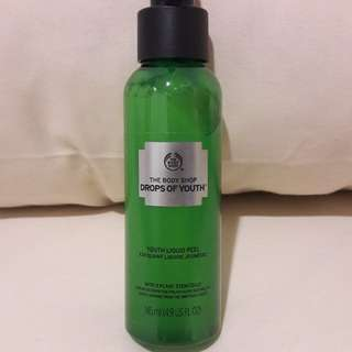 The Body Shop Drop Of Youth Liquid Peel