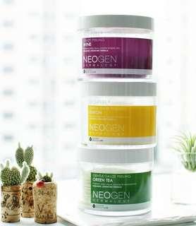 Neogen bio peels (3types)