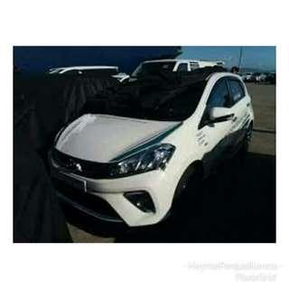 Perodua Myvi H