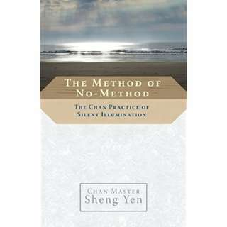 eBook - The Method of No Method by Chan Master Sheng Yen