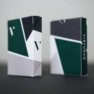Virtuoso FW17 Deck Playing Cards
