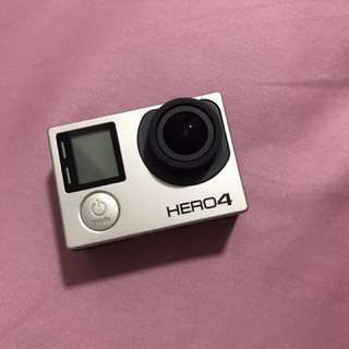 GoPro Hero 4 (For RENT ONLY)