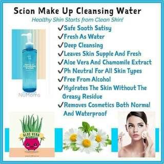 Makeup Cleansing Water