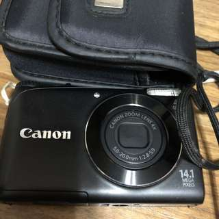 Canon camera 99% new