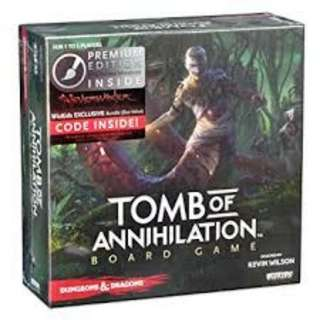 Dungeons and dragons tomb of annihilation PREMIUM