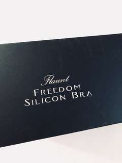 Flaunt Silicon Stick On Bra - Size D