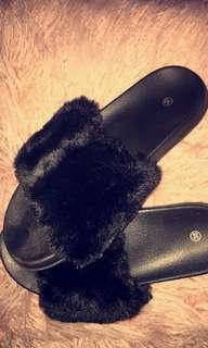Fluffy slides