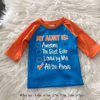 BN My Aunt Tshirt
