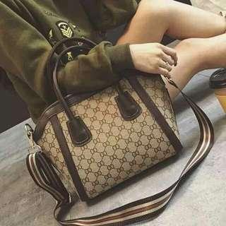 Gucci inspired sling bag