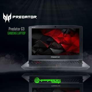 Predator Helios 300 G3-572-73G5 (GTX 1060 6GB GDDR5)