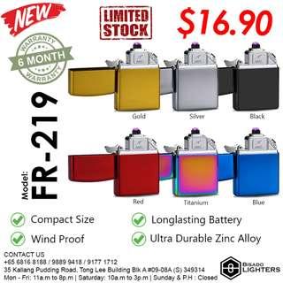 LATEST DUAL ARC USB LIGHTERS!! 2018 Limited Units