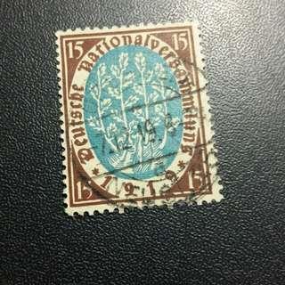 1919 德國舊票