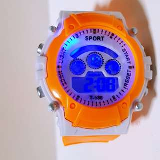 Sport watch for kid